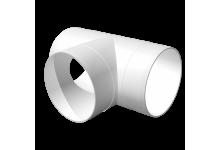Тройник Т-образный пластик D=100(10ТП), 179.00 р., Тройники
