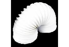 Воздуховод гибкий армированный D=100, L=1м(10PF1), 190.00 р., Решетки, диффузоры, гофра