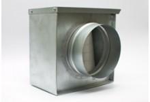 Фильтр-бокс (корпус с материалом) Shuft FBCr 100, 1 300.00 р., Расходные материалы