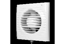 Вентилятор осевой вытяжной с обратным клапаном, электронным таймером Ф125 (5С ЕТ), 0.00 р., ВЕНТИЛЯТОРЫ