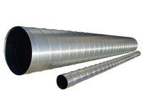 Спирально-навивной воздуховод D=800мм